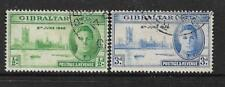 1946 Peace/ Victory Set of 2 Fine Used