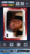 Topps Star Wars Card Trader RED Skywalker Saga Han Solo 20cc