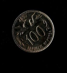 KOREA 100 WON 4292