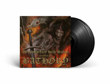 BATHORY TRIBUTE - IN CONSPIRACY WITH SATAN 2 LP mit MARDUK, SATYRICON, EMPEROR..