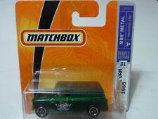 MATCHBOX AUSTIN MINI VAN 1965 MATCHBOX 55th Anniversary