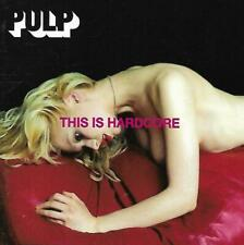 Pulp - This Is Hardcore (1998 CD Album)
