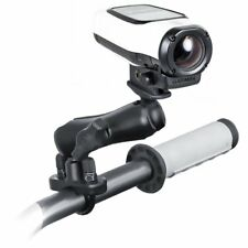 RAM Handlebar Rail U-Bolt Mount for Garmin VIRB, VIRB Elite Action Camera