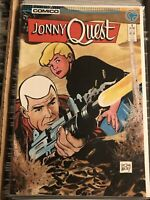 JONNY QUEST #1 COMICO COMICS 1986 DOUG WILDEY COVER classic cult cartoon