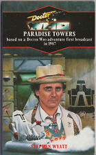 Doctor Who - Paradise Towers. Nr mint blue spine. Target Books. % to charity do!