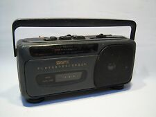 Vintage Gpx Player/Recorder Am/Fm Portable Boombox
