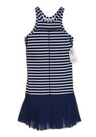 New Balance for J.Crew Women's XS - NWT$105 - Navy Striped Tennis Dress