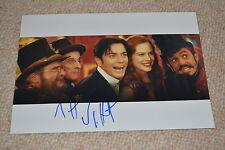 MATTHEW WHITTET signed autograph In Person 8x12  (20x30 cm) MOULIN ROUGE Satie