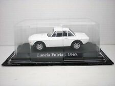 COCHE LANCIA FULVIA 1968  1:43 METAL CAR SEAT MINIATURA alfreedom