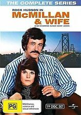 Mcmillan And Wife - The Complete Series (DVD, 2013, 19-Disc Set)-free postage