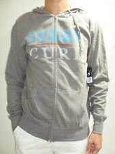 NEW RIP CURL DOUBLE LIGHT WEIGHT ZIP UP HOODED MEN JACKET SWEATER LARGE RR46 $52