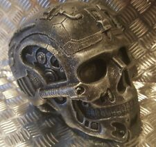 T- 800 Terminator cyborg head skull movie collectable judgement day
