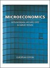 Microeconomics, Rosen, Harvey S,Katz, Michael L,Morgan, Wyn | Paperback Book | G