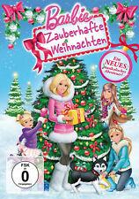 Barbie - Zauberhafte Weihnachten  [DVD]  Neu & OVP