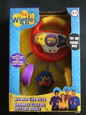 The Wiggles Big Red Car Keys BNIB Free Shipping