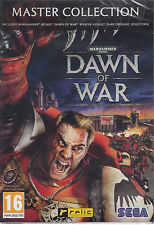 Warhammer 40,000 Dawn of War I Master Collection Brand New Factory Sealed