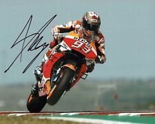 More details for marc marquez 2019 signed 10x8 autograph photo 1 aftal coa motogp world champion