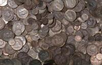 90% Silver US Coins lot of  1 oz+ NO JUNK Standard Wt-Pre 1965! No Clad/Nickels