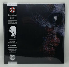 Resident Evil Soundtrack Vinyl Record LP Capcom