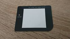 Nintendo Game Boy Play It Loud DMG-01 DARK Border Screen Facia Replacement Lens