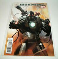 Iron Man 2.0 #1 9.8 NM/MT Marvel Comics (W/Ashcan War Machine)