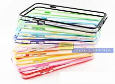 Bumper TRANSPARENTE para APPLE IPHONE 5 5s SE 6 6s Plus - Funda carcasa tpu