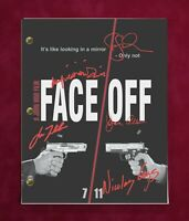 Face Off Complete Movie Script With Reproduction Signatures