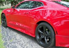 PAINTED Razzi 2016 2017 2018 Chevy Camaro Ground Effect Kit -  V8 Edition