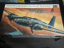 Very Rare NEW 1975 REVELL JAPAN Mitsubishi Ki-21-II Sally 1/72 unbuilt kit h-169