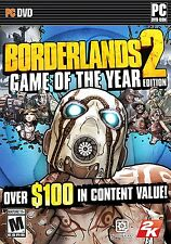 Borderlands 2: Game of the Year Edition (PC, 2013)