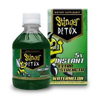 Stinger Detox 5X Instant Detox Extra Strength Drink - Watermelon Flavor - 8 OZ