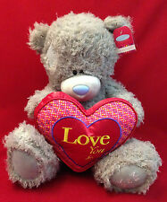 "ME TO YOU BEAR TATTY TEDDY LARGE 16"" LOVE YOU HEART BEAR GIFT"