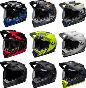 Bell MX-9 Adventure MIPS Helmet - MX Dirt Bike ATV Enduro Dual Sport Adult