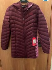 BNWT Womens The North Face Trevail Parka Fig  Size XS