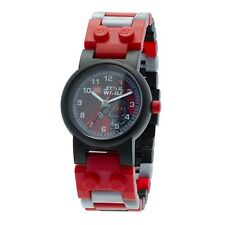 LEGO® Star Wars Darth Maul Buildable Kids' Watch NEW IN STOCK