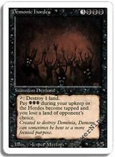 1 PLAYED Demonic Hordes - Black Revised 3rd Edition Mtg Magic Rare 1x x1
