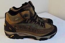Merrell Pulse 2 waterproof Mid Brown Hiking Boots Men Size 11