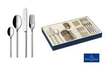 Villeroy & Boch - 24 Piece Cutlery Set - New Wave 6 Person Dinnerware Tableware
