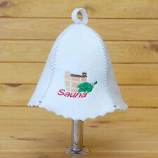 Saunahut Saunamütze Filzmütze Saunakappe Banja Wenik Reisig Filz Mütze Hut Hat