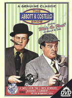 The Abbott and Costello Show DVD Featuring Who's on First ? Don Juan Costello