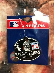 Harold Baines Official Pin- 2019 Baseball Hall of Fame Induction- Cooperstown