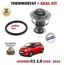 pour Citroen C1 1.0 1KR-FE 2005-2014 KIT DE THERMOSTAT Neuf Avec Caoutchouc