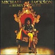 MICHAEL JACKSON: THE REMIX SUITES LP *NEW* AUS EXPRESS