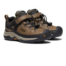 Keen Boys Targhee Low Hiking Shoes Brown Sports Outdoors Breathable Lightweight