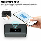 Bluetooth 5.0 Audio Transmitter And Receiver Adapter With 3.5mm Auxiliary Cable