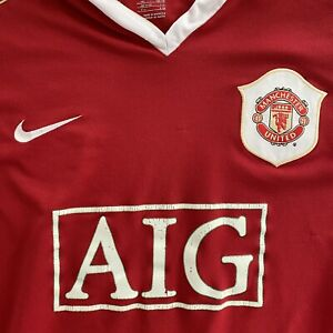 Manchester United Football Club Jersey