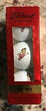 Big Boy Restaurant Logo Golf Balls DT 90 Titleist Bobs Elias Frisch Hamburger