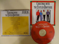 Christmas With The Statler Brothers (CD)