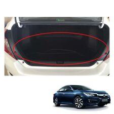 Rear Cargo Trunk Tray Trim Black 1 Pc Honda Civic Fc Sedan 4 Doors 2016 - 2017 +