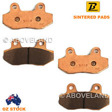 FRONT REAR Sintered Brake Pads for HYOSUNG Comet GT 125 Naked 2004 2005 2006